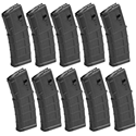 "10 Pcs Magpul AR-15 PMAG GEN M3 Magazine 223/5.56 30rd - $131.99 with code ""PTT"" + S/H"