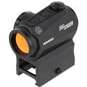 Sig Sauer Romeo 5, 1x20mm, 2 MOA Compact Red Dot Sight - $159.99