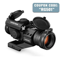 "Vortex Strikefire II Red Dot (4MOA Red/Green Dot) - $169.99 after code ""RG501"""