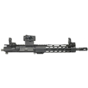 "PSA 10.5"" 5.56 NATO 1/7 Phosphate 9"" Lightweight M-Lok Upper w/ Sig Sauer Romeo 5 & MBUS Sight Set - No BCG or CH - $589.99"