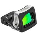 Trijicon RMR Type 2 Dual Illuminated Reflex Sight -7 MOA - Amber Dot - $349.99