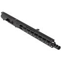 "Foxtrot Mike Products Complete 9mm AR Upper 16"" - 15"" M-LOK Rail - Muzzle Brake - $379.99"