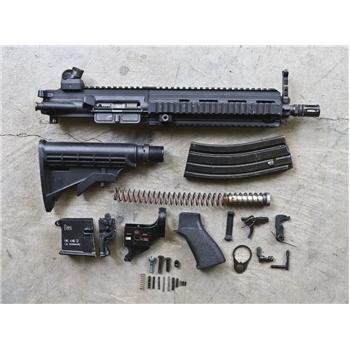 Used HK 416 D Parts Kit (Black) - $2699 95 | Gunwatcher com