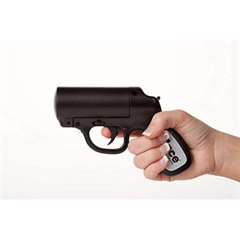 Mace Brand Pepper Spray Gun w/ Strobe LED Police Strength with UV Dye, 20' Spray - $40.27 + Free Shipping