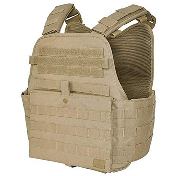 GFIRE Tactical Vest Modular Vest Adjustable Lightweight (Tan, OD Green, Black) - $64.9 (Free S/H over $25)