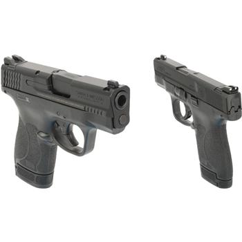 "Smith & Wesson M&P Shield 2.0 9mm Sub Compact 8rnd Handgun 3.1"" Barrel Black - $389.99"