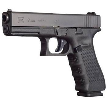 Glock 31 Gen 4 .357 Sig Pistol, Black - PG-31502-03 - $599.99